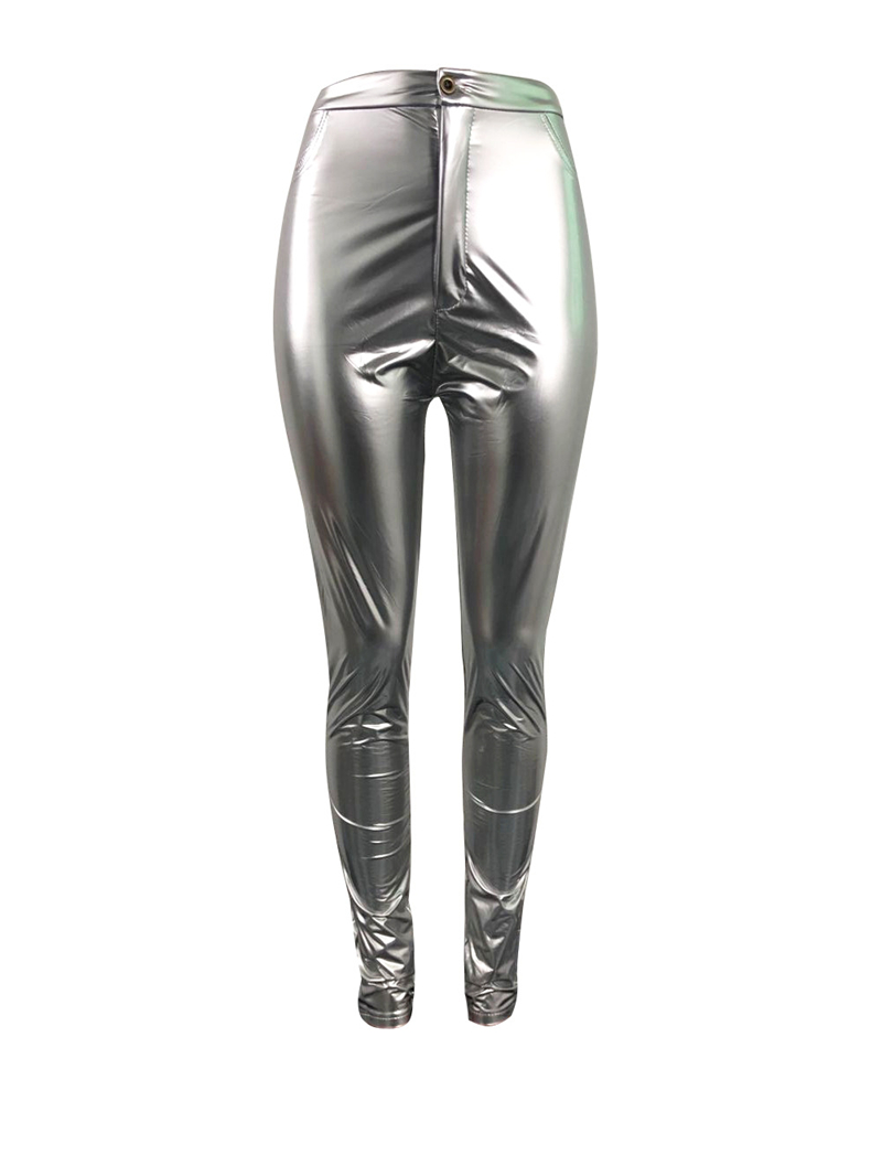 6d5b244e0ef3a 2019 NewAsia Pink PU Leather Pants Women Trousers Winter Plus Size High  Waist Pants Black Faux Leather Streetwear Pantalon Femme 2019 From Bida  Josh
