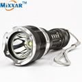 RU ZK30 CREE XM-L2 Diving LED Flashlight 5000LM Zoomable torch lantern Dive Waterproof underwater 120m Military grade flashlight