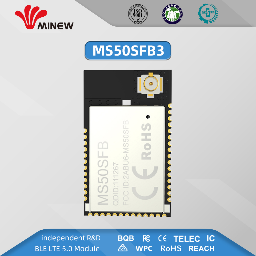 Nordic Bt5.0, Smallest Ble Module,nRF52832 Bluetooth Ble Module, NRF52840 Bluetooth Ble Mesh Module With Crystal And Shield