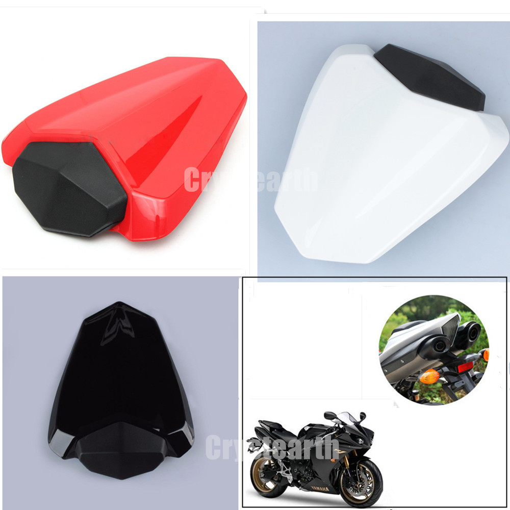 3 Colors Motorcycle Rear Seat Cowl Fairing Cover For Yamaha YZF R1 2009-2014 2010 2011 2012 2013 YZFR1 YZF-R1 09 10 11 12 13 14 for honda cbr500r 2013 2014 motorbike seat cover cbr 500 r brand new motorcycle orange fairing rear sear cowl cover