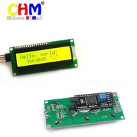 5pcs Lot IIC I2C 1602 Blue Serial LCD Module Display Ard Uino Competible Library Files High