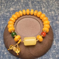 fine jewelry factory wholesale SGARIT brand ethnic natural yellow amber red agate jade pink crystal diy bead bracelet for women