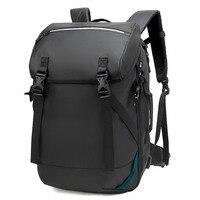 Men USB charging port Multifunction 15.6 17 inch Laptop Backpacks For Teenager Business Mochila Men Travel waterproof Backpack