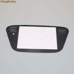 Image 3 - 1pcs Glass Black For Sega Game Gear Replacement Screen Protector GG Display Lens
