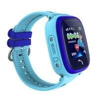DF25 Children GPS Phone smart watch baby watch Swim IP67 Waterproof SOS Call Location Device Tracker Kids Safe Anti Lost Monitor