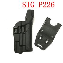 LV3 Tactical Holster Bearing Light Military Shooting Gun Sig Sauer P226 Pistol Hunting Right Hand