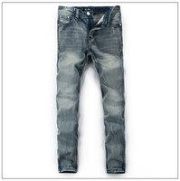 High Quality Famous Designer Brand Men Jeans Pants New Arrival Denim Jeans Men Motorcycle Denim Biker