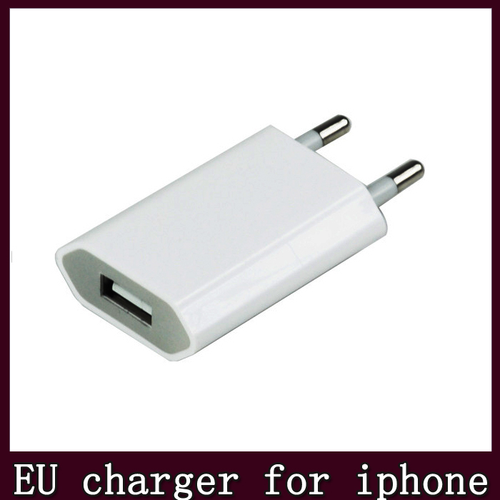 Ac Power Usb Wall Charger Cable Adapter For Apple Iphone 5