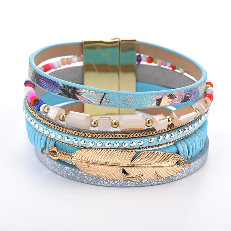 Women Father Bracelet In 4 Colors