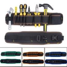 1pcs Durable 600D Waist Belt Tool Bag Electricians Carpenter Repair Tools Hardware Hanging Pouch Organizer Storage Kit(China)