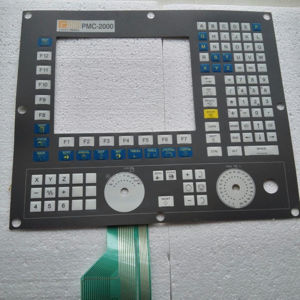 Membrane Keypad For 8070-OL-ICU Prima laser PMC-2000 repair, Have in stock bonas 200 series membrane switch bonas membrane keypad for machine repair have in stock