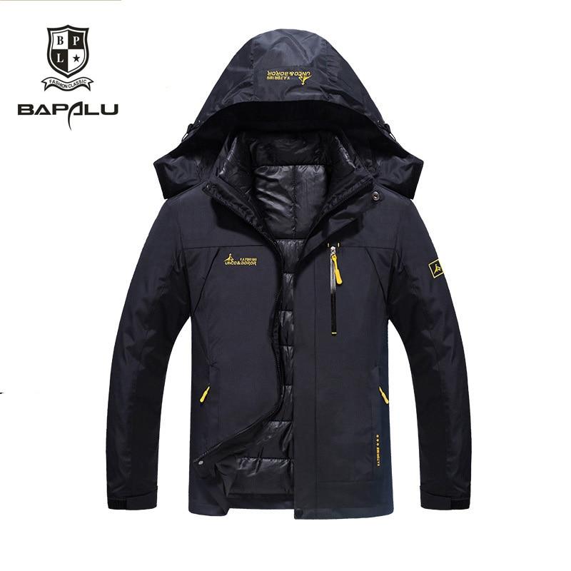 शीतकालीन जैकेट पुरुषों - पुरुषों के कपड़े