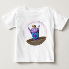 2020 летняя хлопковая Детская футболка с коротким рукавом забавная