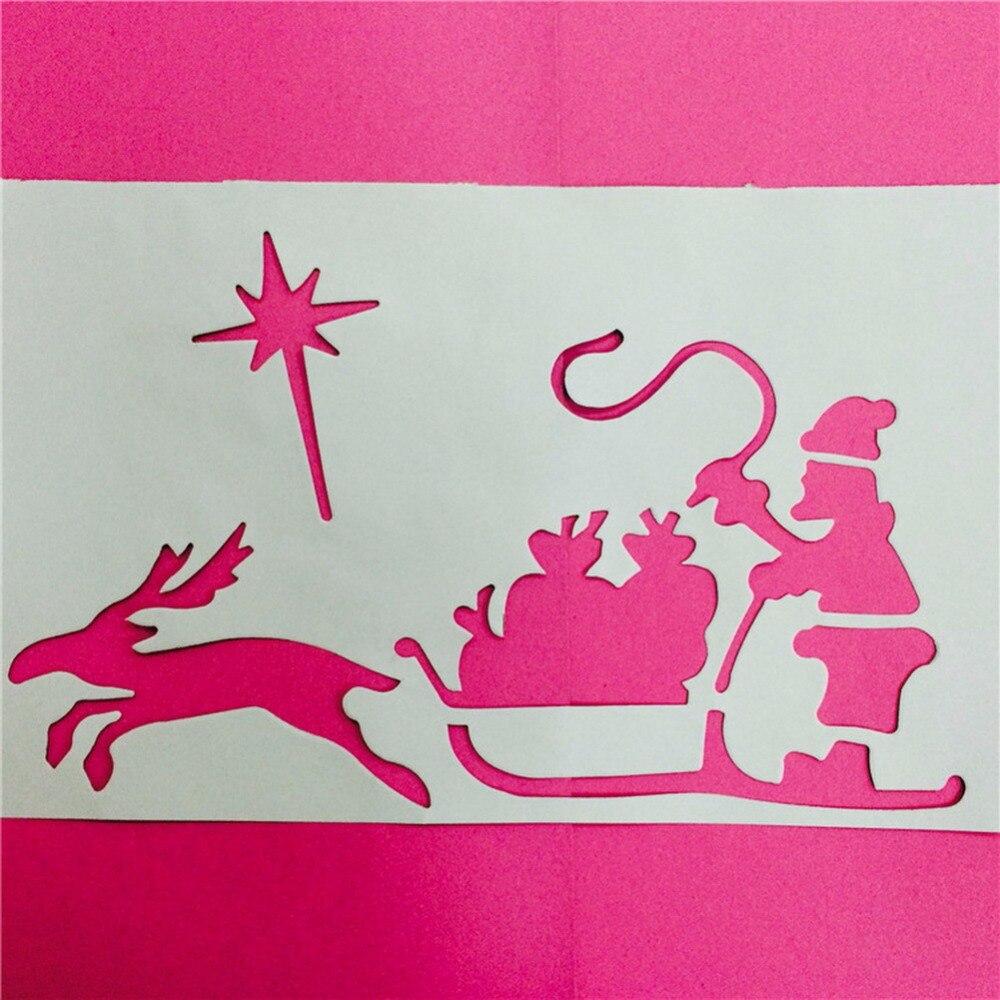 7 PCS/Set Spray Cans Snow Christmas Decoration Christmas Snowman ...