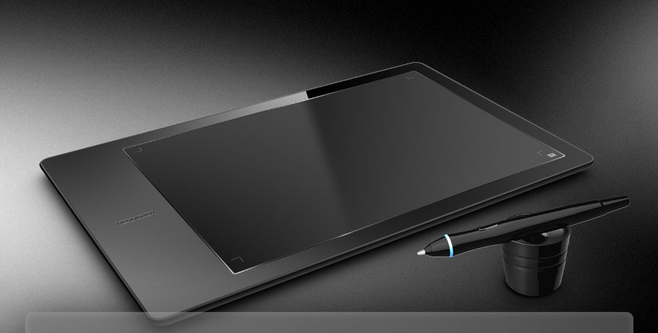 US $86 0  Origina Ugee G3 Digital Tablet 9x6'' 2048 Level Graphics Drawing  Tablet Professional Signature Tablets Rechargeable Pen-in Digital Tablets