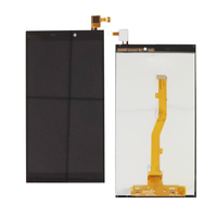 WEICHENG New Top Quality LCD Display+Touch For Alcatel Nura 2 Nura2 M823 lcd screen and Tools
