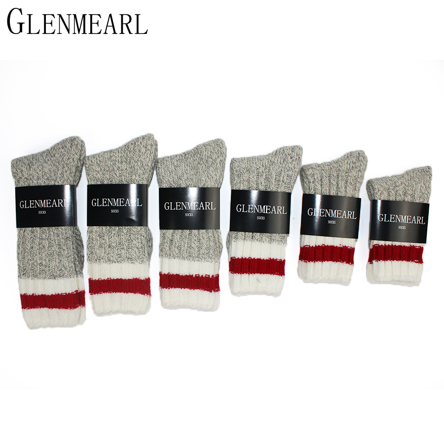 Merino Wool Women Men Kids Socks Superior Brand Coolmax Compression Winter Thick Warm Hosiery Kid Female Male Snow Boot Socks 30