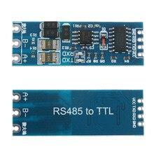 Módulo convertidor de Puerto UART de TTL a RS485, capacidad de antiinterferencia de altura para campo Industrial