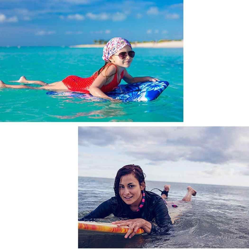 1 Pc ฤดูร้อนว่ายน้ำ Kickboard Plate Surf เด็กน้ำเด็กผู้ใหญ่สระว่ายน้ำการฝึกอบรมลอยเครื่องมือ 430x280 มม.
