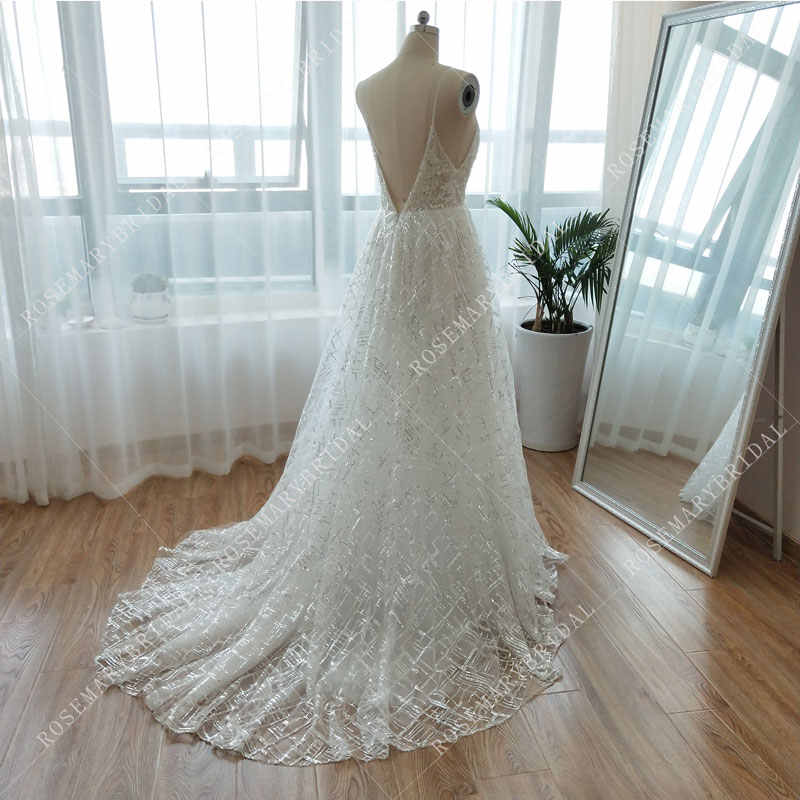 c2fb6aee11 Detail Feedback Questions about Striking Lace Wedding Dresses 2019 ...