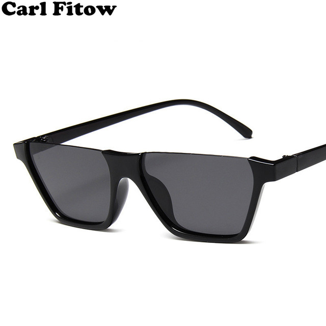 1b4b02b1019 2018 Classic Fashion Retro Designer Sun glasses Super Half frame Glasses  Cat Eye Semi-Rimless Women s Sunglasses Glasses Goggles