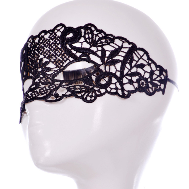 Women Sexy Lace Mask