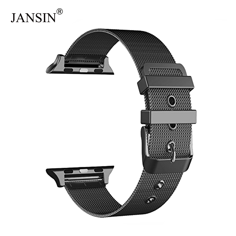Milanese Loop Strap For Apple Watch 42mm 38mm 44mm 40mm IWatch Serise 5 4 3 2 1 Band Apple Watch Bracelet Stainless Steel Strap