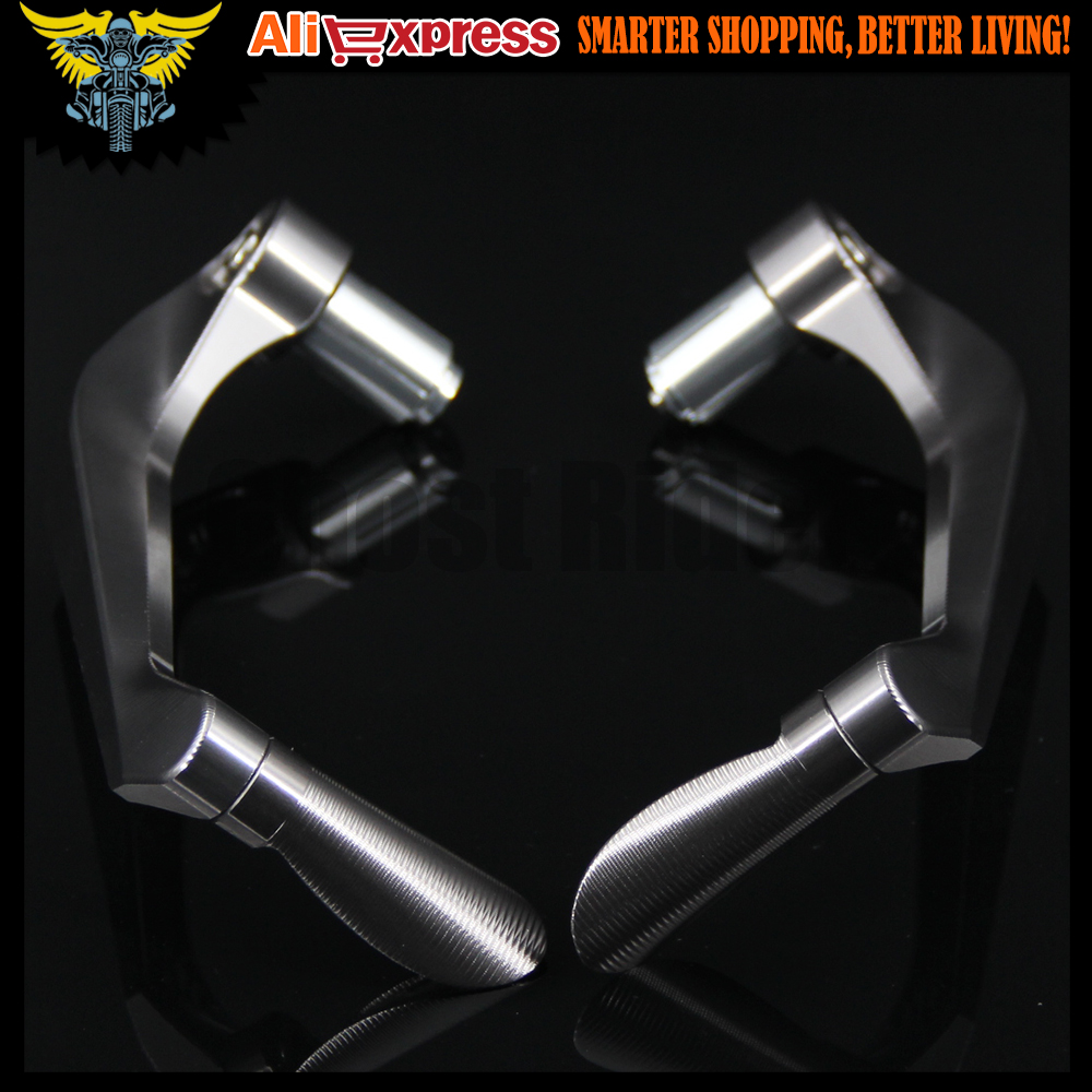 For Triumph TIGER 1200 EXPLORER Trophy/SE STREET TWIN 7/8 22mm CNC Motorcycle Handlebar Brake Clutch Levers Protector Guard
