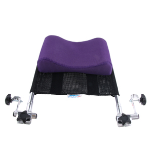 Image 3 - Wheelchair Headrest Neck Support Cushion, Adjustable For Any 16 Inch To 20 Inch Wheelchair With Back Handle Tube