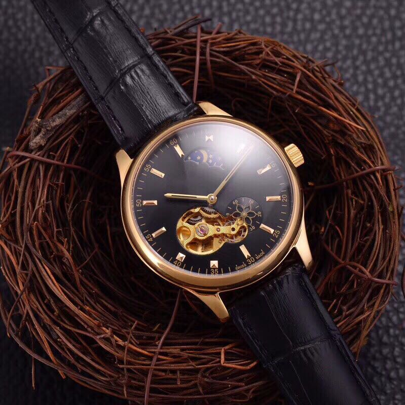 WC0833 Mens Watches Top Brand Runway Luxury European Design Automatic Mechanical Watch цена и фото