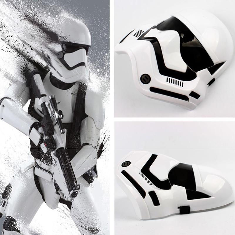 Star Wars maska Darth Vader i Stormtrooper maska s LED - Igračke figurice - Foto 3