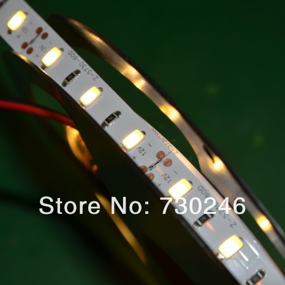 dc12v smd5630 white led strip 5m double pcb ,led strip for christmas decor,warm white strip for decoration party,haloween