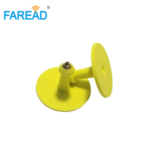 Image 5 - x150pcs free shipping ISO11784/85 round male tag FDX B ear tag for animal livestock management