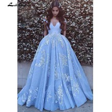 lakshmigown Attractive Ball Gown Wedding Dress Bride Dress