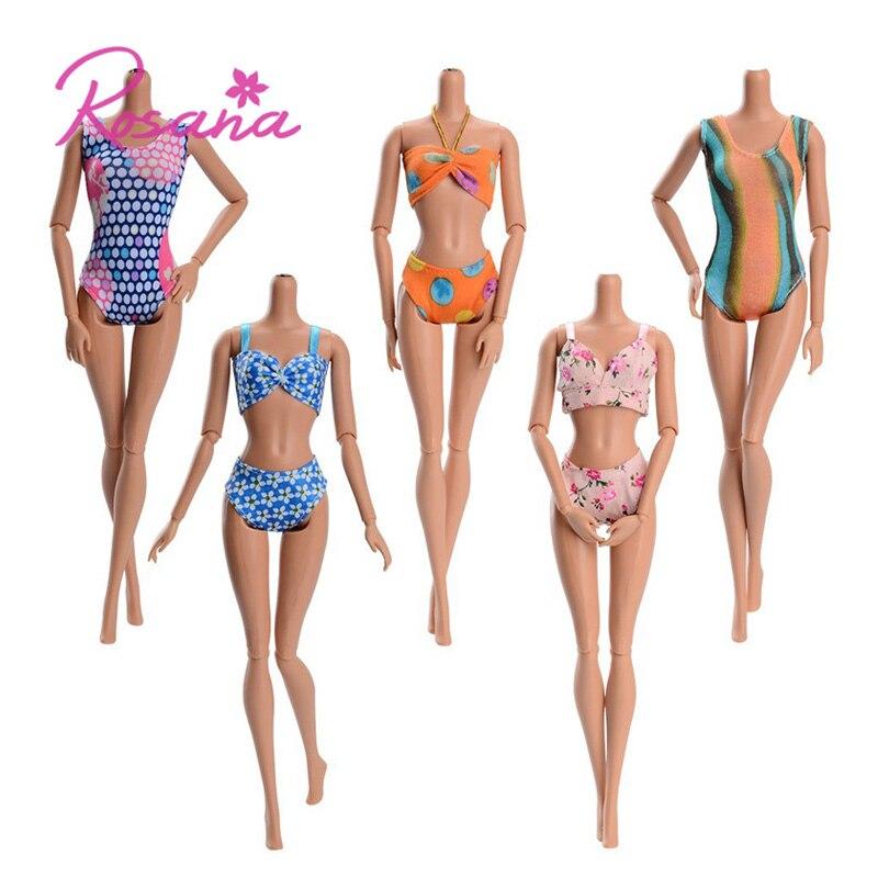 5 Stück Mini 1 Kleidung & Accessoires 6 Puppe Schwimmen Boje Lifebuoy für s Farbe zufällig AB