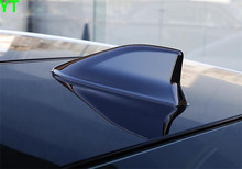 Car Aerial auto shark Antenna sticker for Toyota Camry 2018,auto accessories,car styling