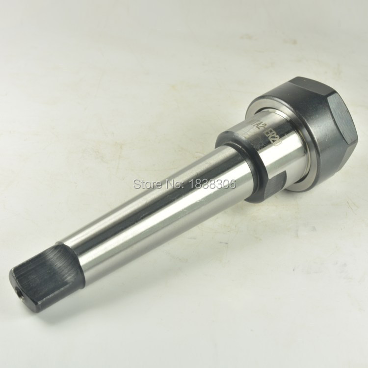 1pc ER20 Collet Chuck Holder with No.2 Morse Taper MTA2 Shank Free Shipping