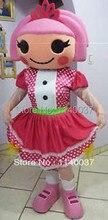 Grootte Kostuum meisje Stripfiguur