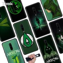 American TV Series Arrow Black Soft Case for Oneplus 7 Pro 7 6T 6 Silicone TPU Phone Cases Cover Coque Shell