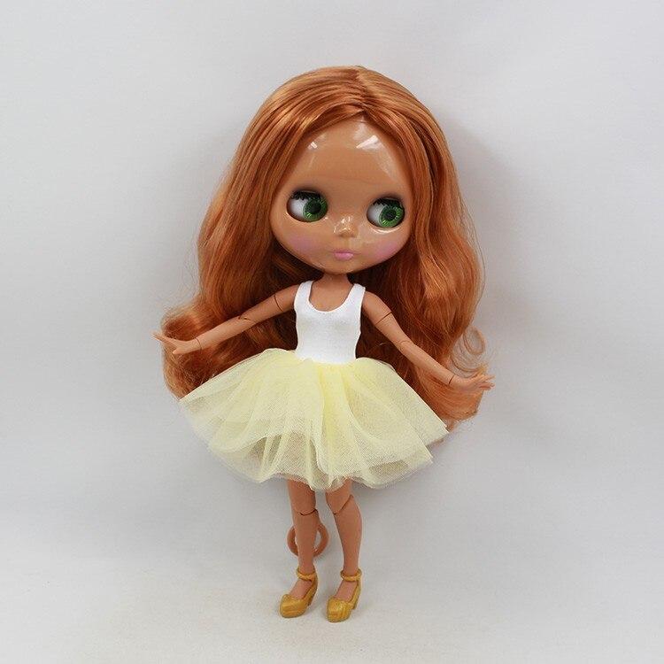 Neo Blythe Doll Elegant Ballet Skirt Dress 3