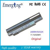 11.1V Original Quality New Laptop Battery for acer 532h 2527 ONE 532H UM09H75 AO532h UM09H31 UM09H41 H36 NAV50