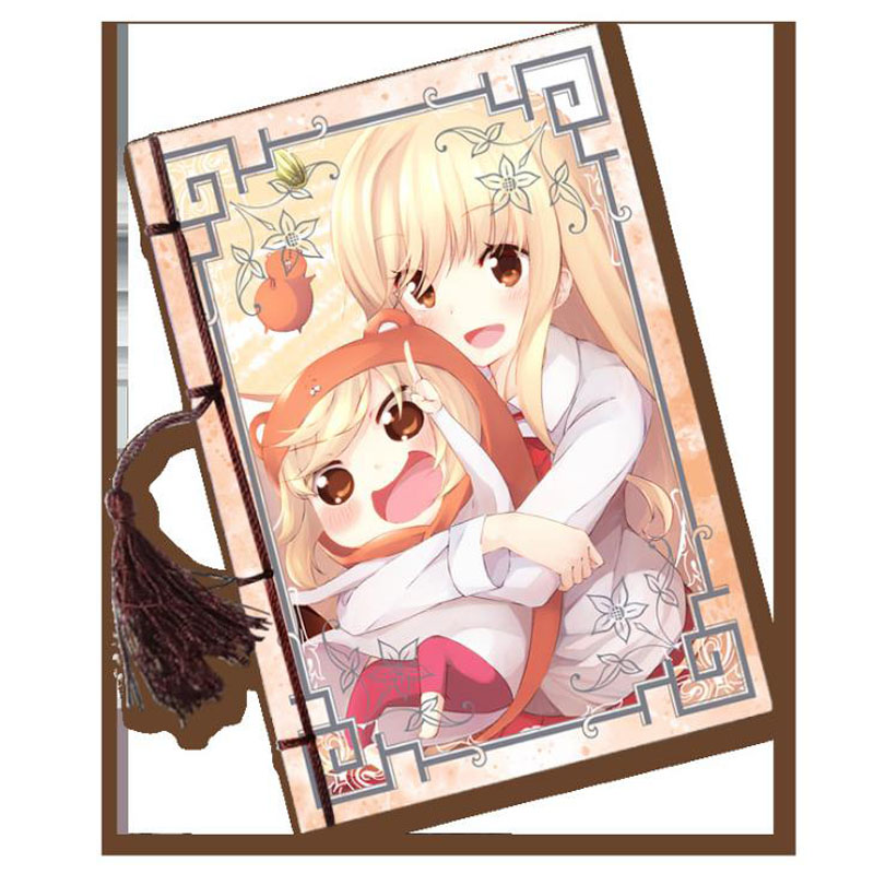 1 Pcs Kawaii Anime Himouto Umaru-chan Planner Notepad Notebook Office Stationery School Student Supplies anime himouto umaru chan umaru doma casual dance pants lovely fashion school backpacks for girls canvas