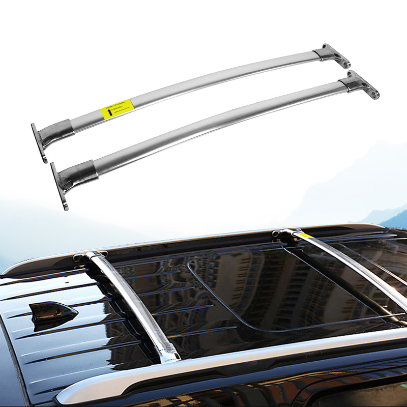 Cross Bar For Ford Explorer 2011-2018 Roof Rail Rack S-Steel Luggage Baggage