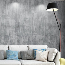 Vintage Solid Color Wall Papers Home Decor Classic Mottled Wallpaper Roll For Walls  Vinyl Papel Contact Grey