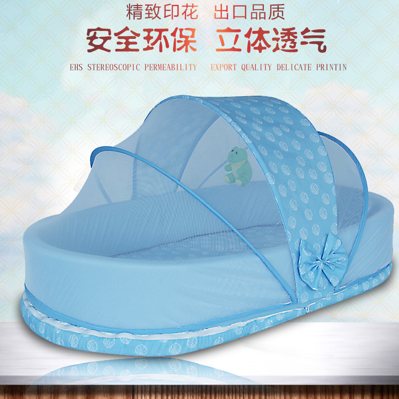 ФОТО Baby Crib Bb Travel Bed Multifunctional Portable Folding Baby Bed Game Bed Band Mosquito Net Baby Crib Sheets