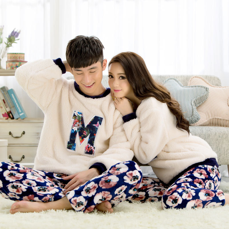 Family Footed Christmas Pajamas