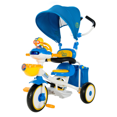 Children's cartoon baby stroller  bicycle tricycle