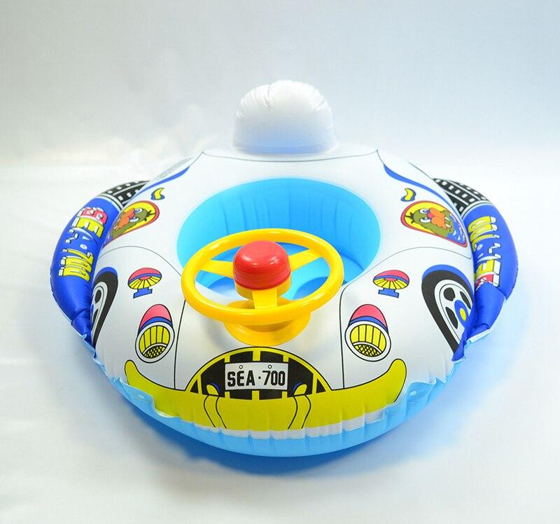 Baby Kids Summer Swimming Pool Swimming Ring Inflatable Swan Swim Float Water Fun Pool Toys Swim Ring Seat Boat Sport for 3-6Y (32)