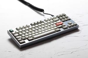 Спиральный кабель провод механическая клавиатура GH60 USB кабель mini micro type c USB порт для набора DIY покер 2 xd64 xd75 xd96 мобильный телефон