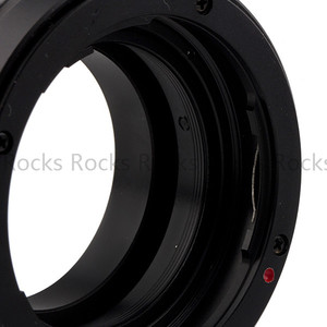 Image 2 - Адаптер для крепления объектива Pixco, подходит для камеры Samsung NX/nikon F, крепление G, NX1100, NX300M, NX2000, NX300, NX210, NX20, NX5